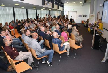 Kennis delen op Flower Science meets Wageningen University & Research