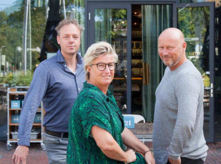 Lancering Haarlem INTO business wintereditie