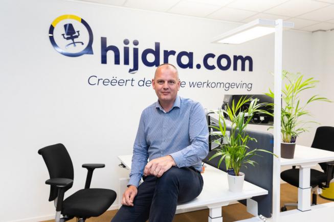 Van ergonomische bureaustoel tot werkplekadvies bij Hijdra.com