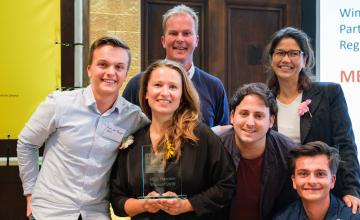 MEO wint Participatieprijs werkgevers Zuid-Kennemerland!