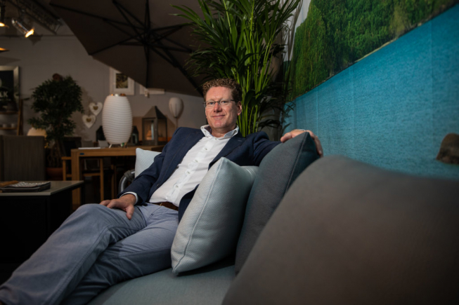 'Ik voel me soms als een stagiair in mijn eigen bedrijf'