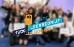 Horeca Groep Leiden, SMAAK& MEER en De Ertepeller bereiken Top 10 van de wedstrijd Beste Leerbedrijf Horeca 2019/2020