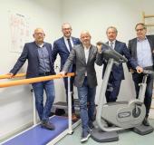 Nieuw project gestart:  Revalidatie en Wellness