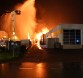 Brand dupeert 16 bedrijven