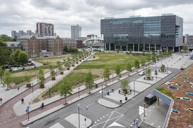 Gemeente Leiden opent Stadskantoor in gebouw LEVEL