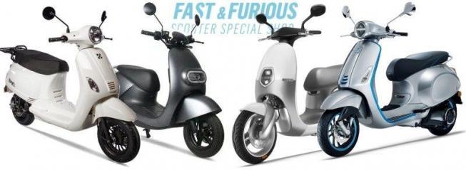 Ethanol aanpassing in nieuwe Euro 95 benzine versnelt keuze voor elektrische scooters