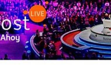 Business Boost in Rotterdam Ahoy