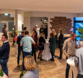 RACA Group organiseert buurtborrel