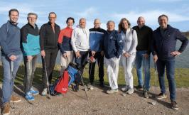 UITGESTELD: 4e editie van INTO business Golf Cup