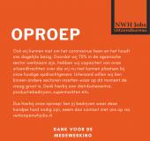 NWH Jobs zoekt opdrachtgevers