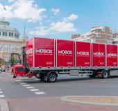 Mobox: mobiele opslag beschikbaar voor zakelijke klanten