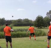 NK FootGolf Kwalificatiewedstrijd op Golfbaan Tespelduyn