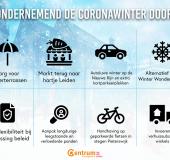 Centrummanagement presenteert acht puntenplan voor coronawinter