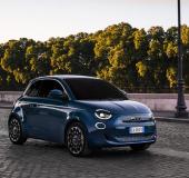 AutoWinkel onthult elektrische Fiat 500e