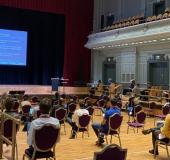 Eurohaptics - Hybride congres op anderhalve meter