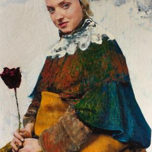 Lita Cabellut – De Zwarte Tulp