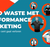 Nieuw Alphens bureau Forward Marketing introduceert: Zero waste marketing