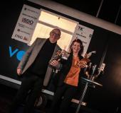 VOA verkiezingsshow met winnaars groot succes