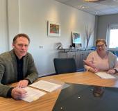 Overeenkomst tussen Ruimbaan Uitzendbureau en Promen
