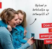 Energiebank, Energieloket, Tegenstroom en Urgenda samen in actie voor energiebesparing