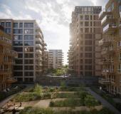 Zaanse Helden: nieuwe woonwijk in de Zaanse klei