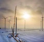 Sassenheims Verschoor bouwt grootste windmolenpark van Nederland