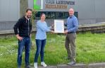 STIP-certificaat voor Van Leeuwen kozijnen
