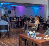Miljoenenontbijt VNO-NCW Rijnland 2021  'Samen werkt het!'