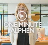 'One Minute video's' voor ondernemend Alphen