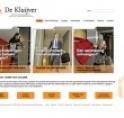 De Kluijver vernieuwt logo en website