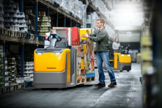 Jungheinrich regelt overstap naar lithium-ion magazijntrucks voor CEVA Logistics