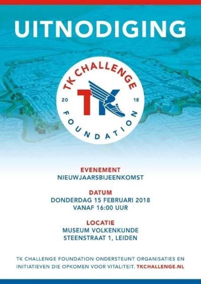 TK Challenge nieuwjaarsbijeenkomst 2018