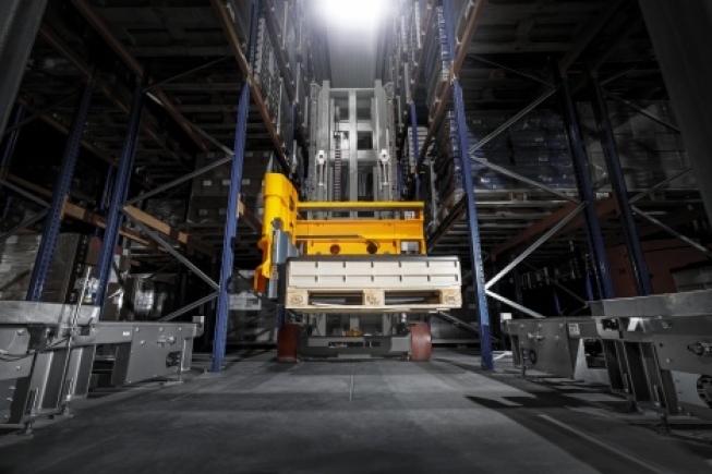 Jungheinrich levert magazijnautomatisering ESM Ertl op