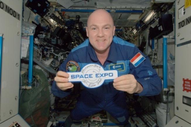 Oktoberprogrammering bij Space Expo