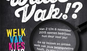 Mbo-opleidingenmarkt in de Hooglandse Kerk in Leiden