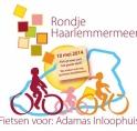 Fietstocht rondje Haarlemmermeer: Het Adamas Inloophuis