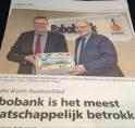 Mooie aandacht Top 25 in de Rijnsburger en de Teylinger van uitgeverij Verhagen