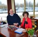 Haarlemmermeersche Golfclub en Bollenstreek IntoBusiness zetten samenwerking voort