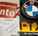 Bollenstreek IntoBusiness test nieuwe BMW 320i