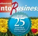 Vervolg top 25 zonnige terrassen door Rabobank Katwijk en Bollenstreek