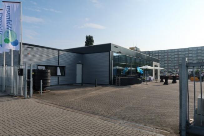 Van Walraven opent negende vestiging in Rotterdam