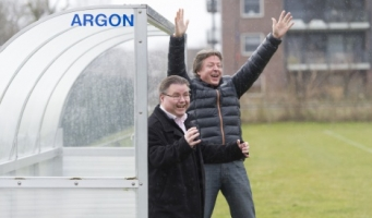 SV Argon organiseert sponsorgala