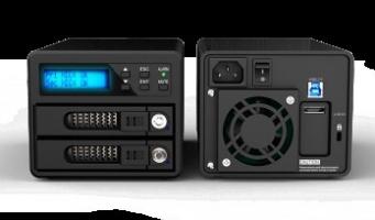 RAIDON introduceert nieuw model externe data opslag unit