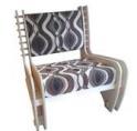 Simpl, 'n opmerkelijke creatie van een comfortabele stoel