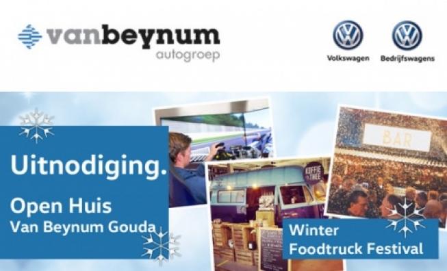 Van Beynum Volkswagen Gouda houdt Open Huis