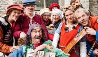 Zotte Zaterdag: een middeleeuws avontuur voor jong en oud!