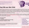 Kunstveiling 538 voor War Child