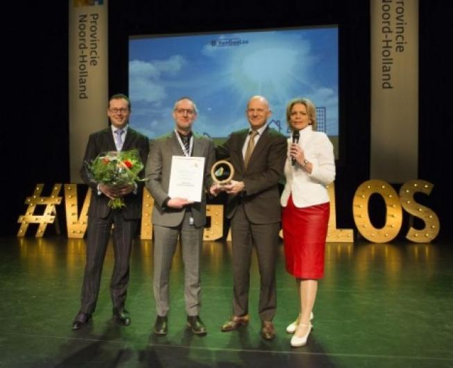Haarlemmermeer wint Duurzaam Bouwen Award 2018