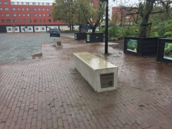 Griekspoor plaatst 'biobankjes' in Haarlemmermeer