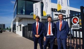 Autobedrijf Nieuwendijk bestaat 35 jaar!